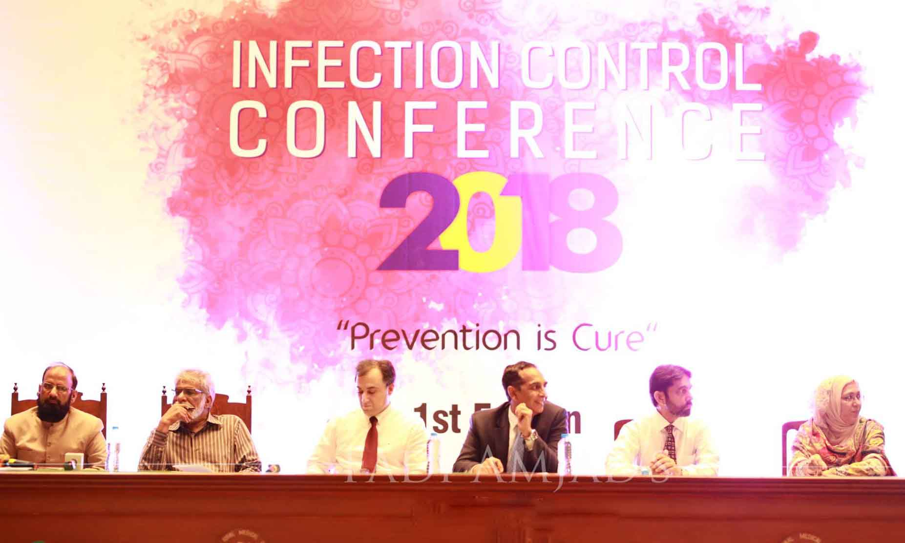 Infection Prevention and Control Conference 2021